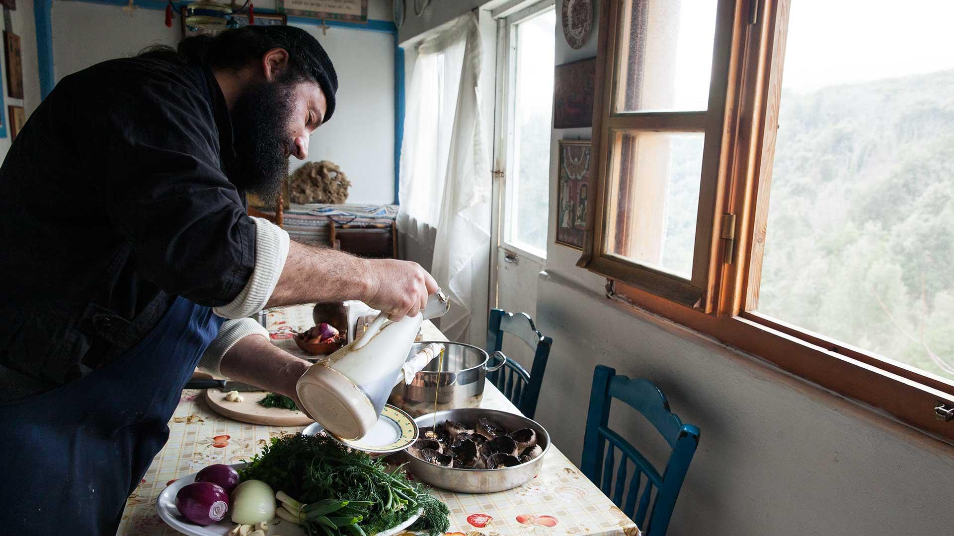 Αγιορείτικη Κουζινα