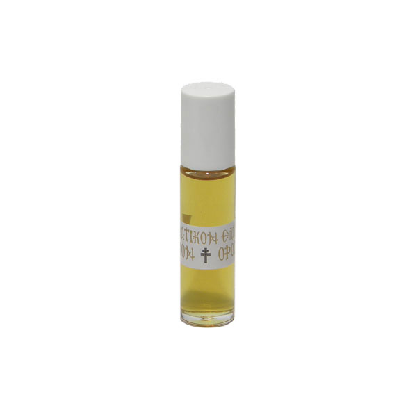 Myrrh - Made in the Holy Skete of Saint Anna  13 ml (Aromatic Oil)
