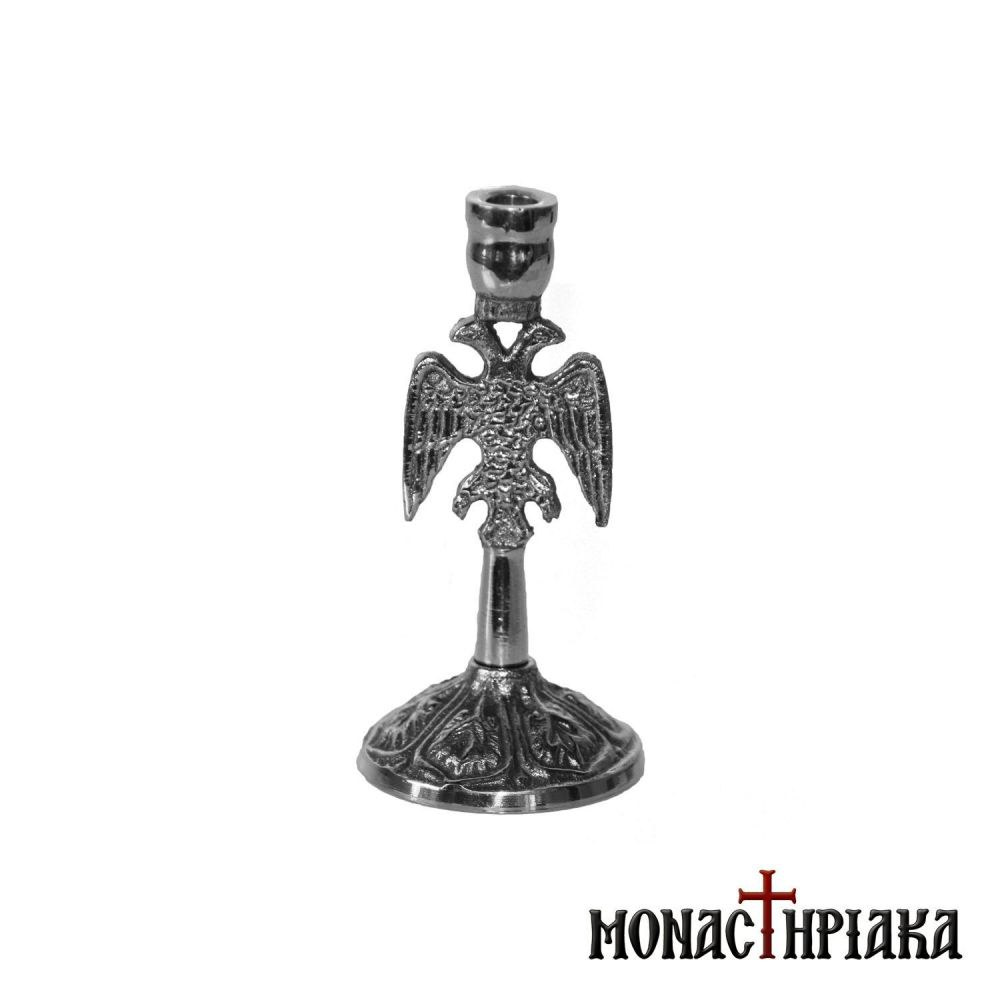 Candlestick with Byzantine Eagle