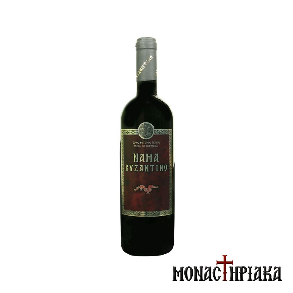 Nama Βyzantino - Holy Communion Wine - 375 ml