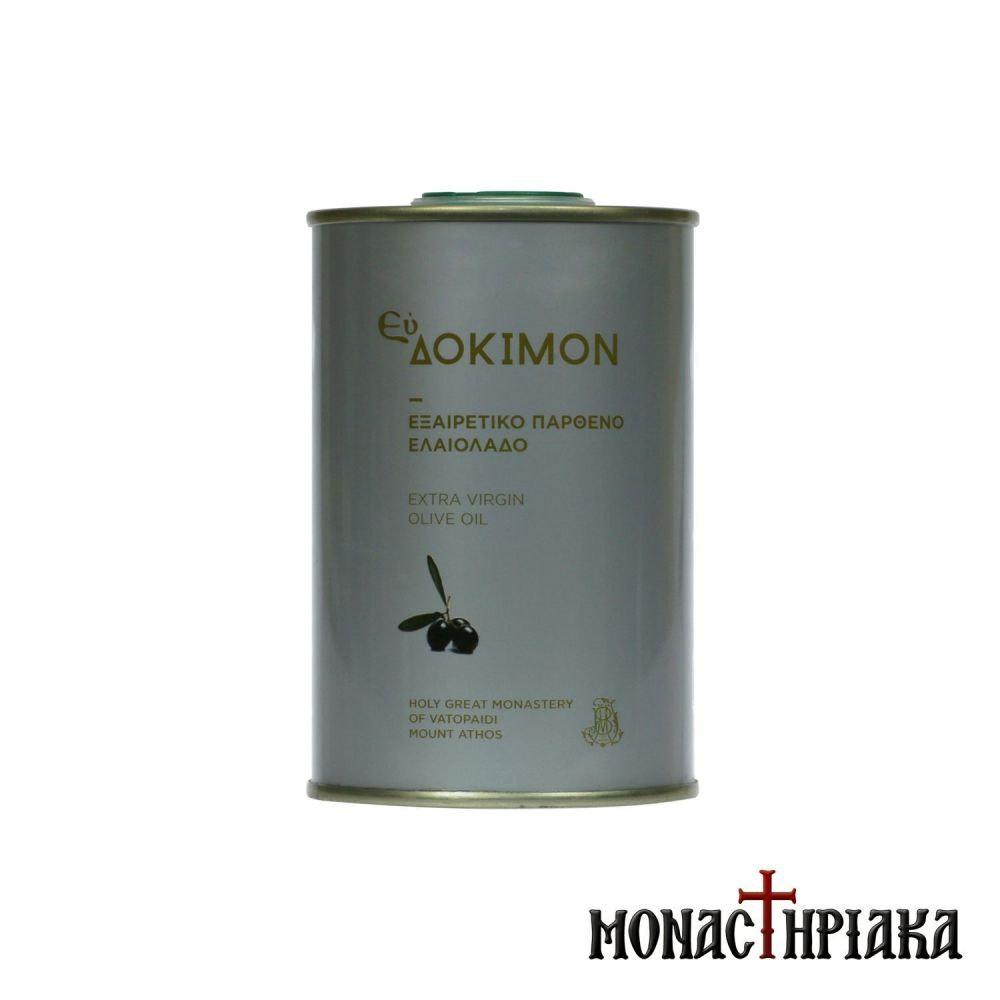 Olive Oil of the Vatopedi Holy Great Monastery - 250 ml