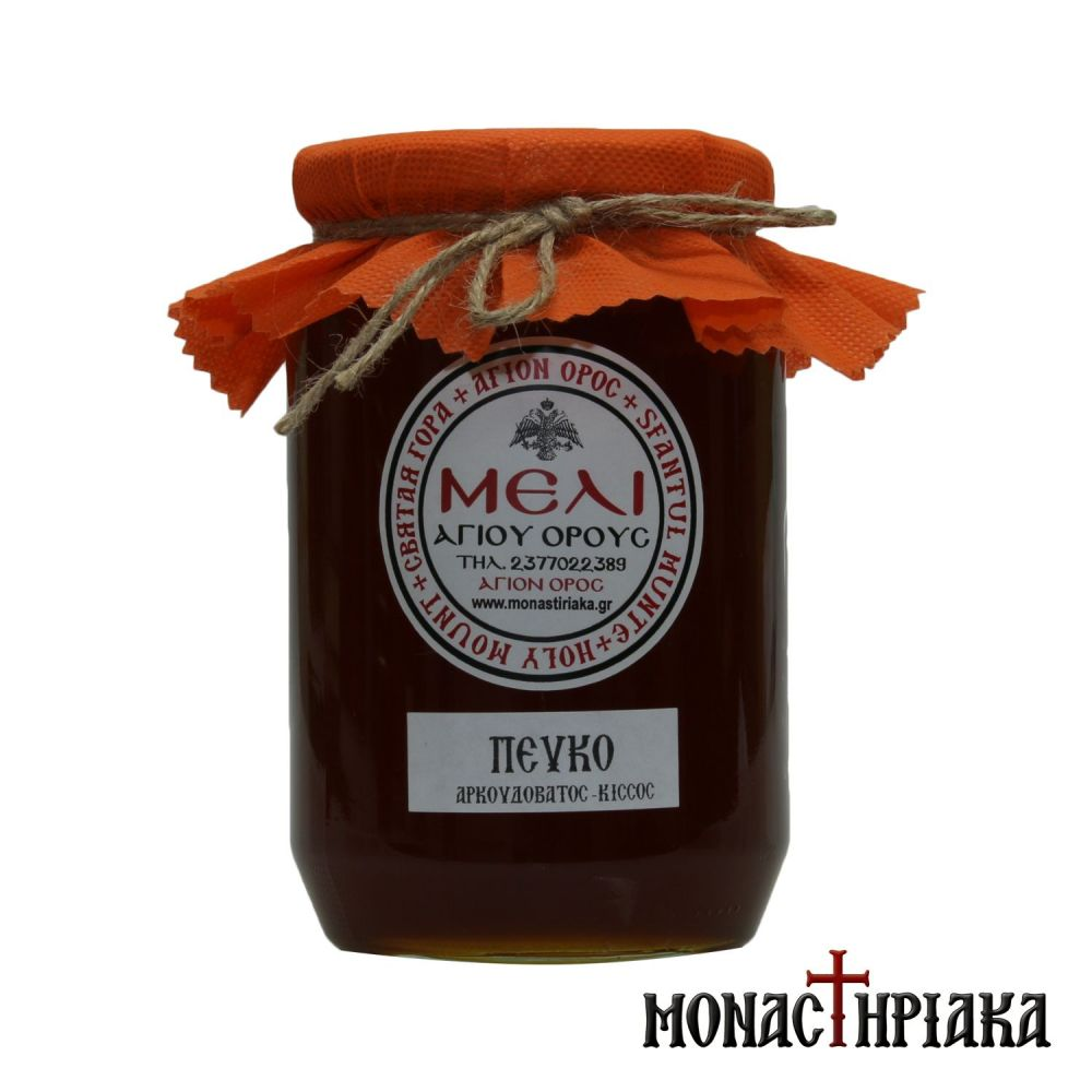 Pine tree - Ivy Honey of Mount Athos - 1Kg