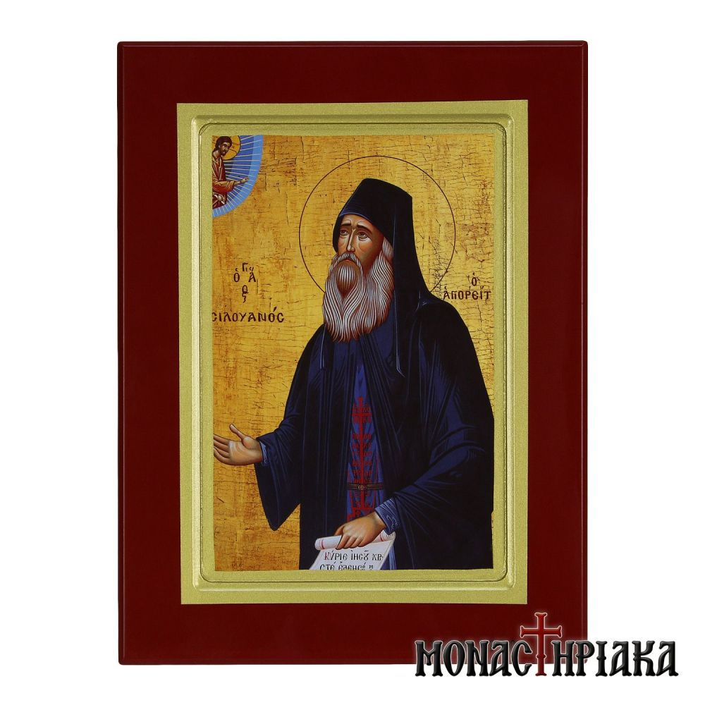 Saint Silouan the Athonite