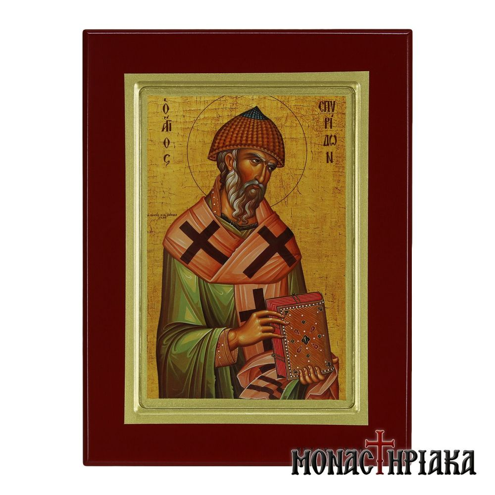 Saint Spyridon the Wonderworker