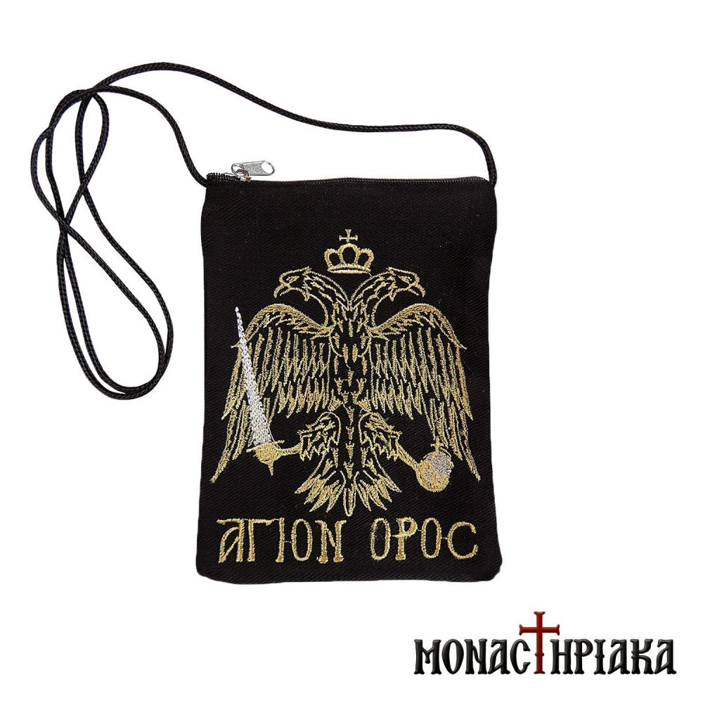 Small Bag with the two Headed Eagle