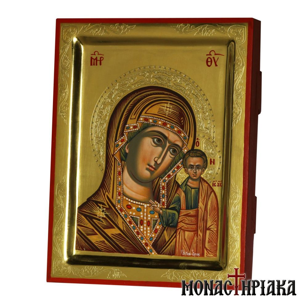 Virgin Mary of Kazan