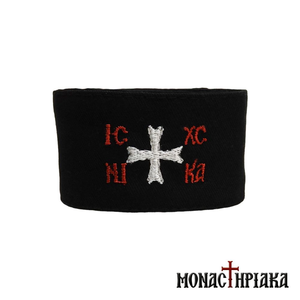 Wristband with Cross