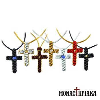 Athonite Cross Necklace