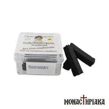 Charcoal Incense Sticks of Saint Porphyrius Kafsokalyvitis