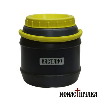 Chestnut Honey of Mount Athos - 3Kg
