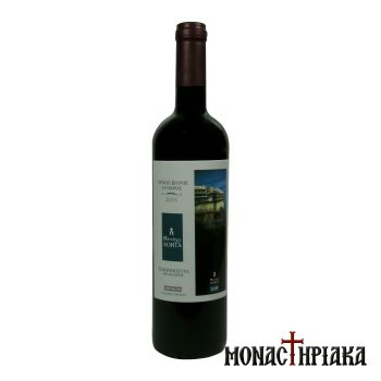 Dontas Glebe Red Wine of the Simonopetra Monastery