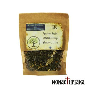 Herb Mixture for Cough & Sore Throat of the Holy Dormition Monastery
