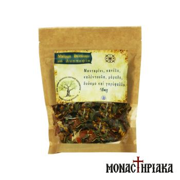 Herb Mixture for Dyspepsia of the Holy Dormition Monastery