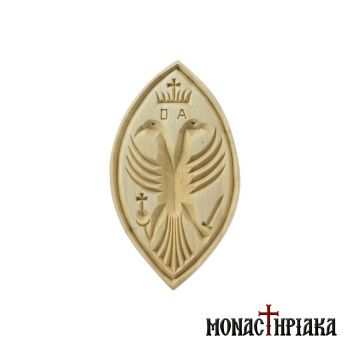 Holy Bread Seal Prosphora Double Headed Eagle