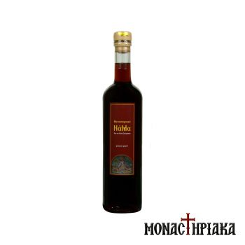 Holy Communion Wine of the St. Nicholas Holy Cell - 250 ml