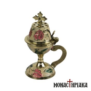 Home Censer in White Color