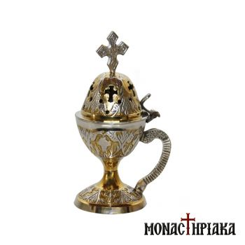 Home Censer with Decoration