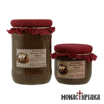 Lenten Chocolate Spread - Ηazelnut Praline