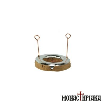 Mount Athos Wick Float for Vigil Lamp - Cantilithra