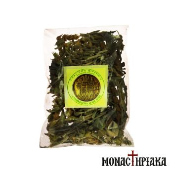 Mountain Tea (Gender Sideritis L) - Simonos Petra Holy Monastery