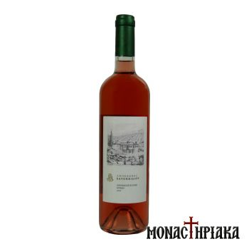 Rosé Wine of the Holy Great Monastery of Vatopedi
