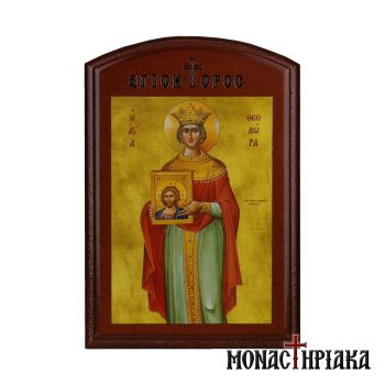 Saint Theodora the Queen