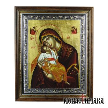 Theotokos Glykofilousa - Saint Jonh The Baptist Holy Cell