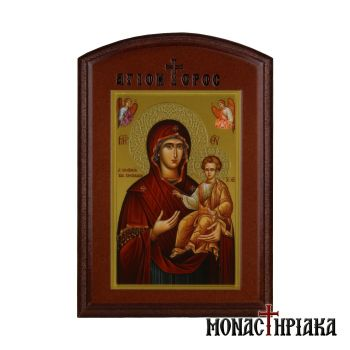 Theotokos the Protection of the Christians
