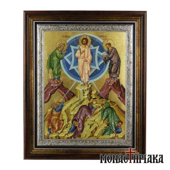 Transfiguration of Jesus Christ - Saint John the Baptist Cell