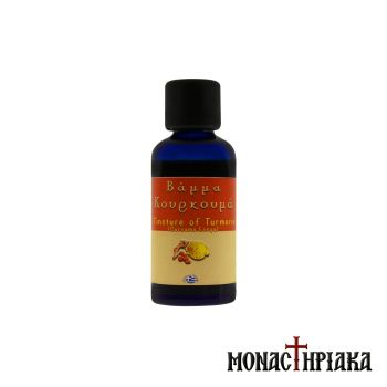 Turmeric Tincture of the Holy Dormition Monastery