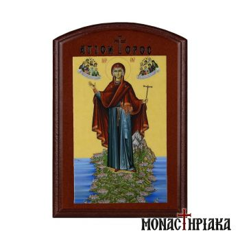 Virgin Mary of Mount Athos