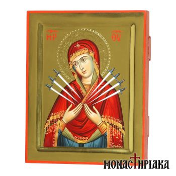 Virgin Mary of Sorrows - Seven Swords
