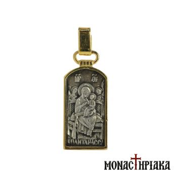Virgin Mary Pantanassa Pendant