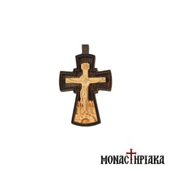 Wooden Byzantine Cross