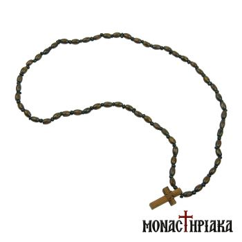 Wooden Neck Cross