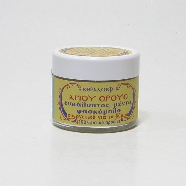 Wax Cream with Eukalyptus, Mint & Sage