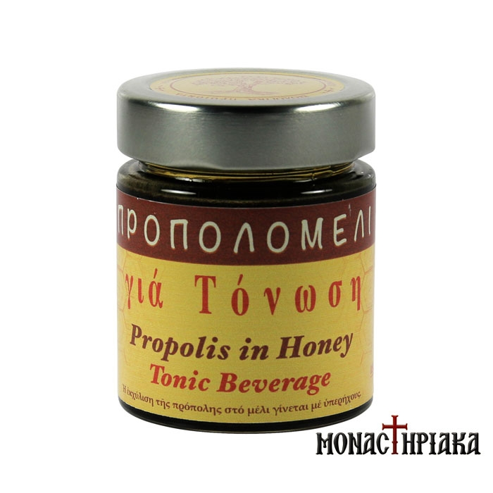Propolis Honey for the Stimulation of the Body - H.M. of Dormition(156 ml)