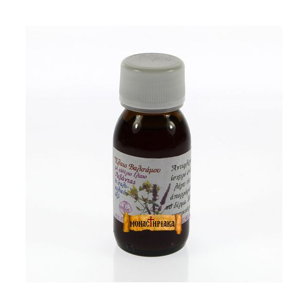 Balsame Oil with Lavender Ess. Oil & Salicylic Acid  50 ml