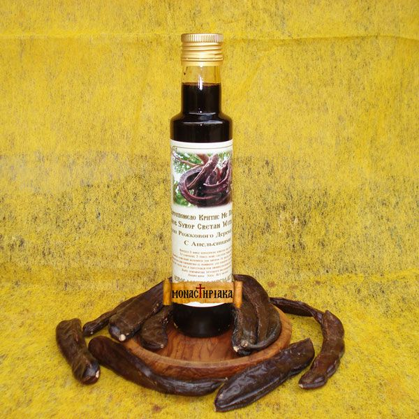 Carob Honey - Holy Archangels Monastery