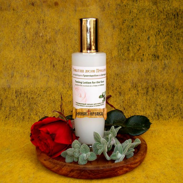 Face Tonic Lotion - Holy Monastery of Pamegiston Taksiarxon