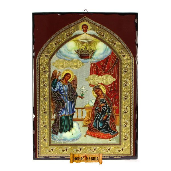 Annunciation of the Theotokos of Tinos Island (gg)