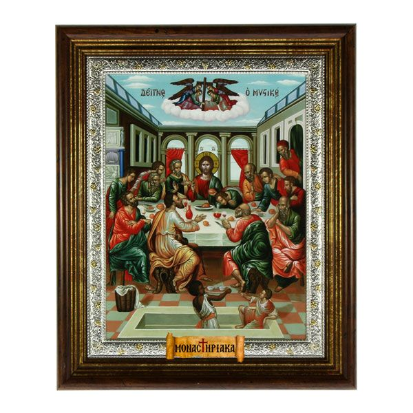 The Last Supper (Serigraph) - Saint John the Baptist Cell