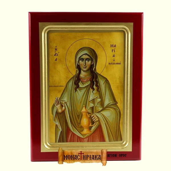 Saint Mary Magdalene  (grooved)