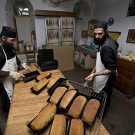 Ψωμί - Πρόσφορα