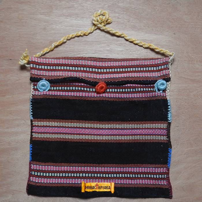 Monk Handwoven Bag (mh 18)