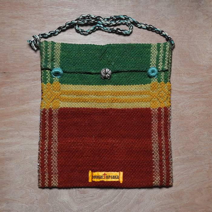 Monk Handwoven Bag (mh 15)