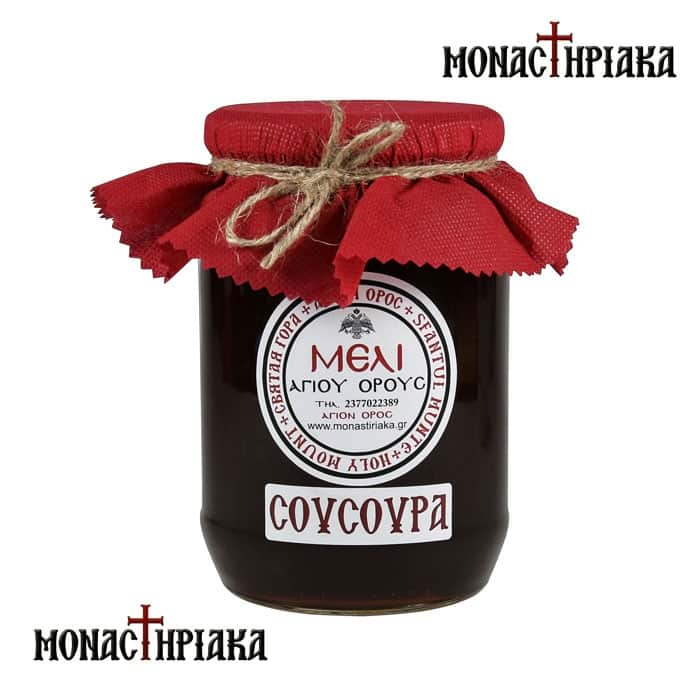 Mount Athos Erica Manipuliflora Honey