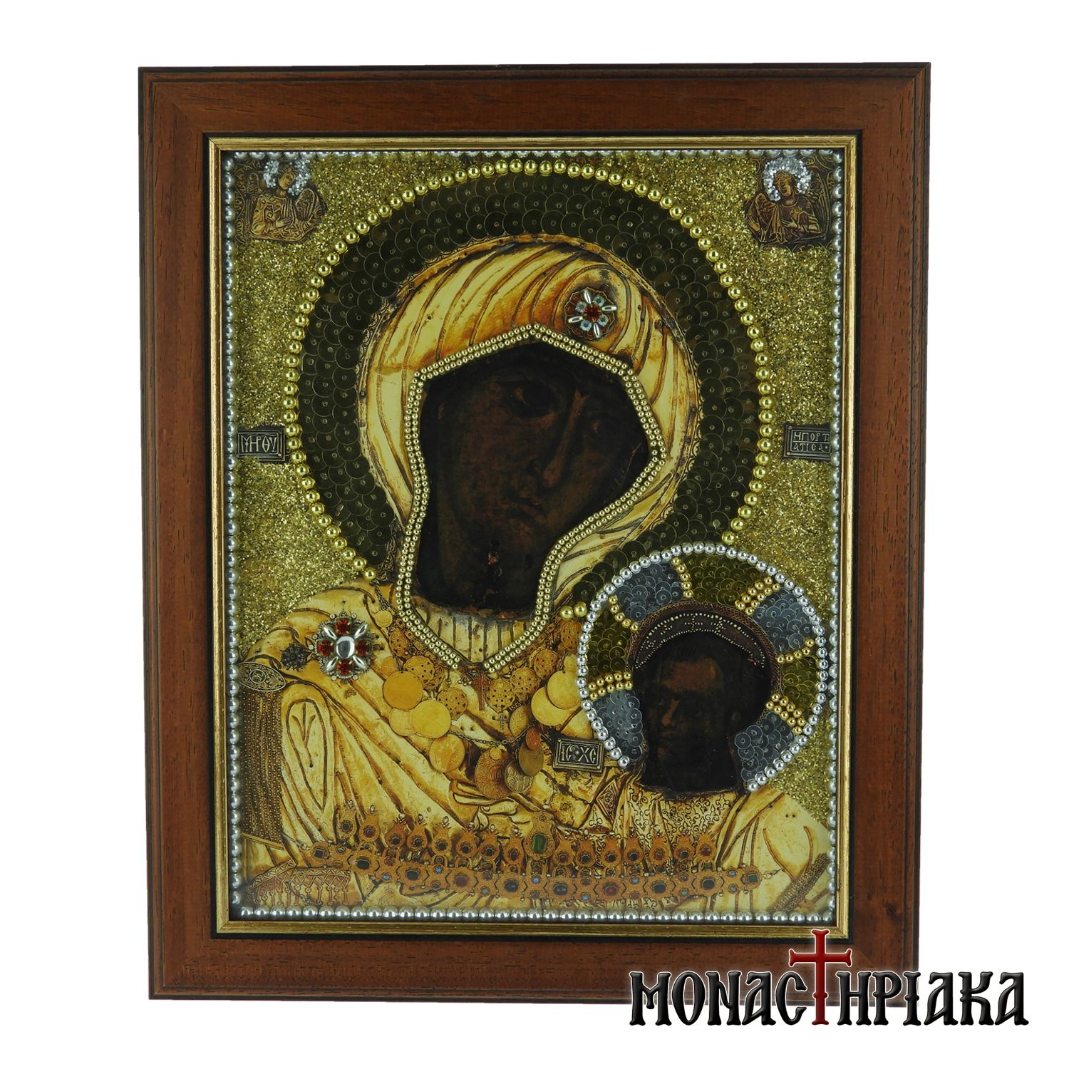 Virgin Mary Enthroned (se)