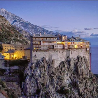 Feasts of the Mount Athos Holy Monasteries