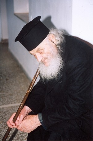 Elder Amvrosios of Mount Athos